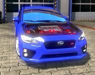 Subaru Impreza WRX STi 2017