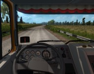 DAF 95 ATi - интерьер