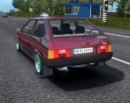 ВАЗ-2108 - Лада Самара - мод
