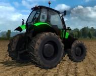 Трактор в ETS 2