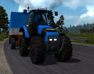 Трактор для ETS 2