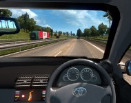 Toyota Avanza - интерьер