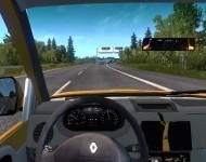 Renault Kangoo - интерьер