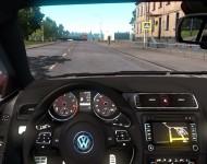 Volkswagen Jetta - интерьер