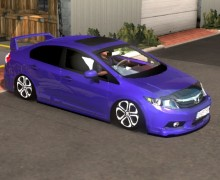 Honda Civic FB7