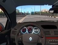 Renault Megane III RS - интерьер