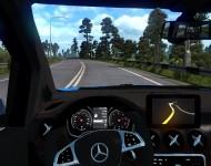 Mercedes-Benz Vito - интерьер
