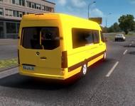 Mercedes-Benz Sprinter 2019 - автобус