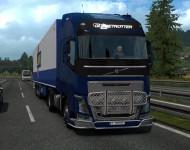 Пак тюнинг грузовиков в трафик
