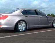 BMW 760Li - BMW 7-й серии ETS 2