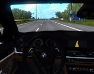 BMW 760Li - интерьер