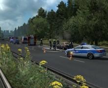 Мод - Новые случайные события в Euro Truck Simulator 2