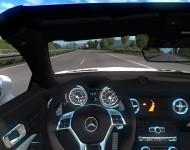 Mercedes-Benz SLK 55 AMG - интерьер
