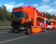 Scania Streamline / Автовоз