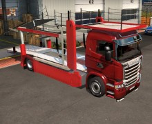Scania Streamline (Автовоз)