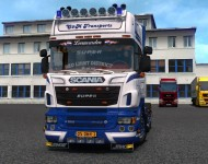Scania R500 C&M Transport