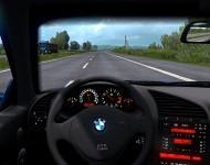 BMW 3-Series E36 M3 - интерьер