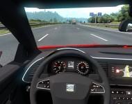 SEAT Leon - интерьер