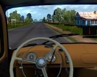 Mercedes-Benz L / LS 1111 - интерьер