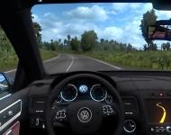 Volkswagen Touareg - интерьер