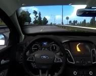 Ford Focus Mk3.5 - интерьер