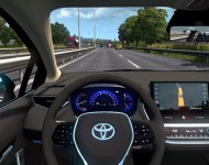 Toyota Corolla 2020 - интерьер