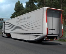 MB AeroDynamic Trailer