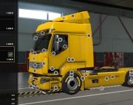 Renault Premium - тюнинг