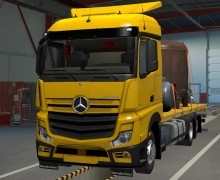 Mercedes-Benz Actros MP4 (Alex)