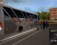 Пассажирский мод для ETS2 1.22