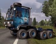 Вездеход для Euro Truck Simulator 2
