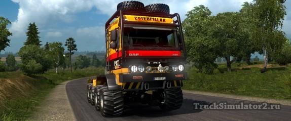 DAF Crawler