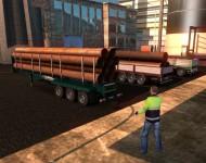 Пак грузов и прицепов