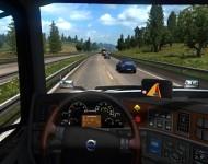 Volvo VNL 670 - интерьер