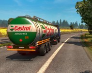 Penguins Trailer and Cargo