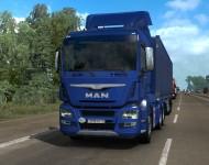 MAN TGS Euro 6