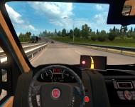 Fiat Ducato - интерьер