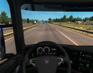 Scania R Streamline интерьер