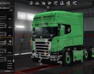 Scania R и Streamline - тюнинг мод