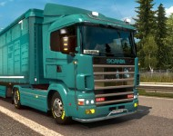 Scania R & Streamline (RJL)