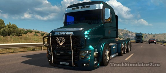 Scania Illegal T
