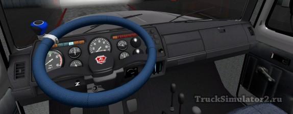 ГАЗ-3307 / 33081 - обновленный интерьер