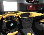 BMW M3 E92 - интерьер