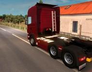Scania R, G, P мега мод
