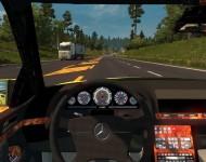 Mercedes-Benz S600 - интерьер