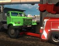 Scania Streamline - Эвакуатор