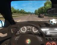 Alfa Romeo Giulietta - интерьер