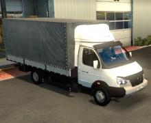 ГАЗ-3310 (Валдай) / ГАЗ-3302 (ГАЗель)