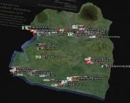 Карта Индонезии (ICRF)