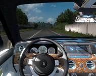 Rolls-Royce Cullinan - интерьер